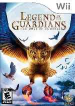 miniatura Legend Of The Guardians The Owls Of Gahoole Frontal Por Humanfactor cover wii