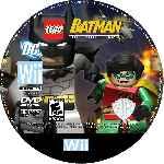 miniatura Lego Batman Cd Custom Por Ticabeto cover wii
