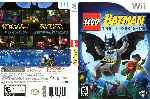miniatura Lego Batman The Videogame Dvd Por Fran K cover wii