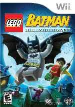 miniatura Lego Batman The Videogame Frontal Por Duckrawl cover wii