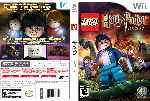 miniatura Lego Harry Potter Years 5 7 Dvd Custom Por Rameses6 cover wii