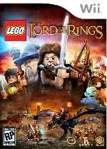 miniatura Lego The Lord Of The Rings Frontal Por Humanfactor cover wii