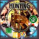 miniatura North American Hunting Extravaganza Cd Custom Por Menta cover wii