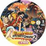 miniatura One Piece Unlimited Cruise 2 Cd Custom Por Campama cover wii