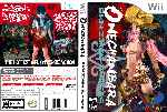 miniatura Onechanbara Bikini Zombie Slayers Dvd Custom V2 Por Humanfactor cover wii