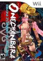 miniatura Onechanbara Bikini Zombie Slayers Frontal V2 Por Humanfactor cover wii