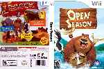 miniatura Open Season Dvd Por Asock1 cover wii