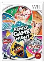 miniatura Operation Family Game Night 2 Frontal Por Sadam3 cover wii