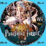miniatura Pandoras Power Cd Custom Por Menta cover wii