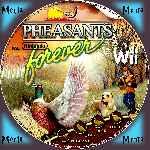 miniatura Pheasants Forever Cd Custom Por Menta cover wii