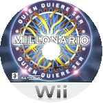 miniatura Quien Quiere Ser Millonario Cd Custom V2 Por G4rry cover wii