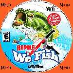 miniatura Rapala We Fish Cd Custom Por Menta cover wii