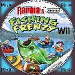 miniatura Rapalas Fishing Frenzy Cd Custom Por Menta cover wii
