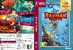miniatura Rayman Origins Dvd Custom V2 Por Humanfactor cover wii
