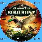 miniatura Remington Great American Bird Hunt Cd Custom V2 Por Menta cover wii