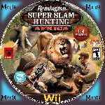 miniatura Remington Super Slam Hunting Africa Cd Custom Por Menta cover wii