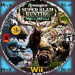 miniatura Remington Super Slam Hunting North America Cd Custom Por Menta cover wii