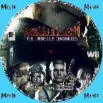 miniatura Resident Evil The Umbrella Chronicles Cd Custom V5 Por Menta cover wii
