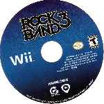 miniatura Rock Band 3 Cd Por Humanfactor cover wii