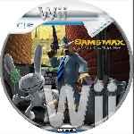 miniatura Sam And Max Temporada 01 Cd Custom Por Trevalas cover wii