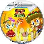 miniatura Samba De Amigo Cd Custom Por Trevalas cover wii