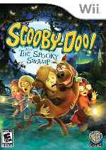 miniatura Scooby Doo And The Spooky Swamp Frontal Por Humanfactor cover wii