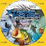 miniatura Shimano Xtreme Fishing Cd Custom Por Menta cover wii