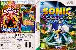 miniatura Sonic Colours Dvd Por Humanfactor cover wii