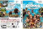 miniatura The Croods Prehistoric Party Dvd Por Humanfactor cover wii