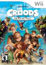 miniatura The Croods Prehistoric Party Frontal Por Humanfactor cover wii