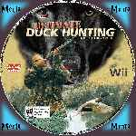 miniatura Ultimate Duck Hunting Cd Custom Por Menta cover wii