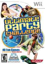 miniatura Ultimate Party Challenge Frontal Por Duckrawl cover wii
