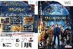 miniatura Una Noche En El Museo Dvd Custom Por Mila0218 cover wii