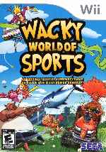 miniatura Wacky World Of Sports Frontal Por Humanfactor cover wii