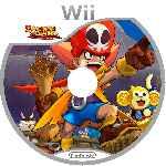miniatura Zack And Wiki Quest Of Barbaros Treasure Cd Custom Por Rasomu cover wii