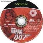 miniatura 007 From Russia With Love Cd Por Seaworld cover xbox