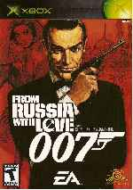 miniatura 007 From Russia With Love Frontal Por Humanfactor cover xbox