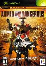 miniatura Armed And Dangerous Frontal Por Humanfactor cover xbox