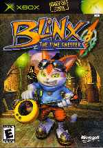 miniatura Blinx The Time Sweeper Frontal Por Humanfactor cover xbox