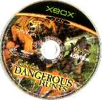 miniatura Cabelas Dangerous Hunts Cd Por Seaworld cover xbox