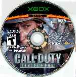 miniatura Call Of Duty Finest Hour Cd Por Seaworld cover xbox