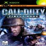 miniatura Call Of Duty Finest Hour Frontal Por Warcond cover xbox