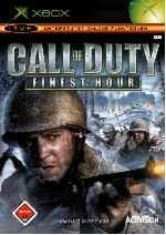 miniatura Call Of Duty Finest Hour Frontal V2 Por Humanfactor cover xbox