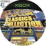 miniatura Capcom Classics Collection Cd Custom Por Seaworld cover xbox