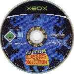 miniatura Capcom Classics Collection Cd Por Seaworld cover xbox