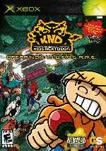 miniatura Codename Kids Next Door Frontal Por Humanfactor cover xbox