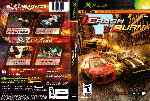 miniatura Crash N Burn Dvd V2 Por Humanfactor cover xbox