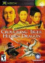 miniatura Crouching Tiger Hidden Dragon Frontal Por Humanfactor cover xbox