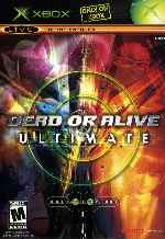miniatura Dead Or Alive Ultimate Frontal Por Humanfactor cover xbox