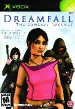 miniatura Dreamfall The Longest Journey Frontal Por Humanfactor cover xbox
